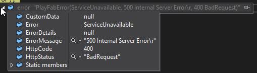 PF Friends Down?] 500 internal server error: ServiceUnavailable