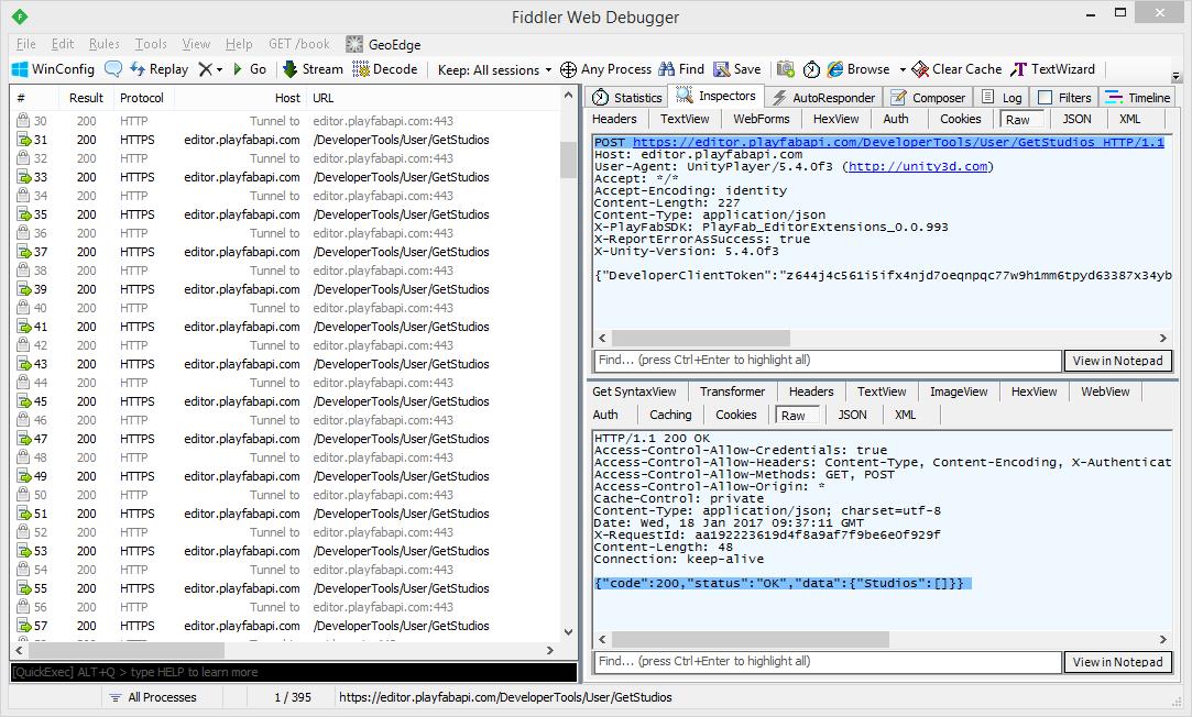 PlayFab editor extension keeps loading after login   - Playfab Community